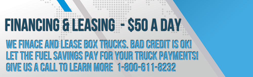 CNG financing